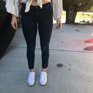 Madewell Jeans mid rise size 27